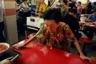 Ilang lolo't lola sa Singapore, patuloy na nagtatrabaho