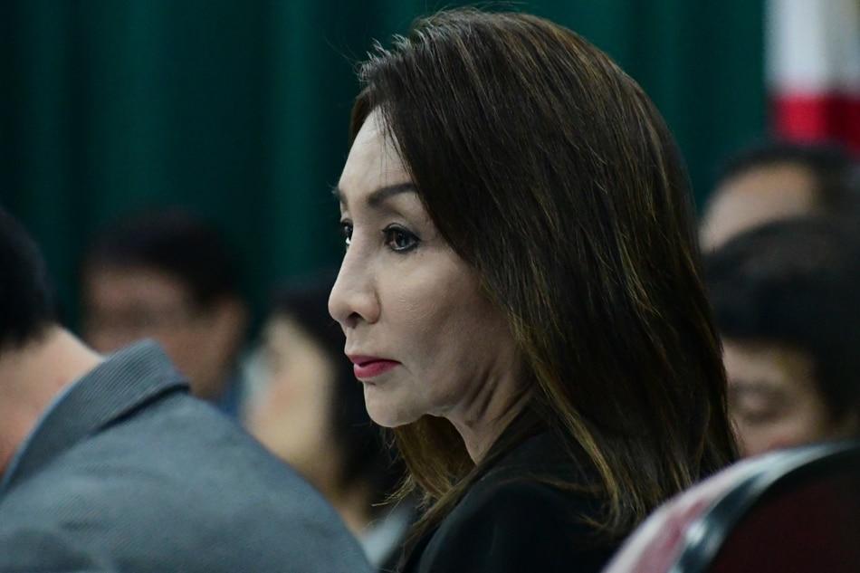SC affirms hold departure orders vs Cebu Rep. Gwen Garcia 1
