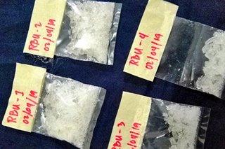 Higit P125,000 halaga ng droga nasabat sa mag-asawa sa S. Cotabato