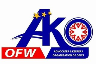 OFW party-list group questions Comelec disqualification before SC