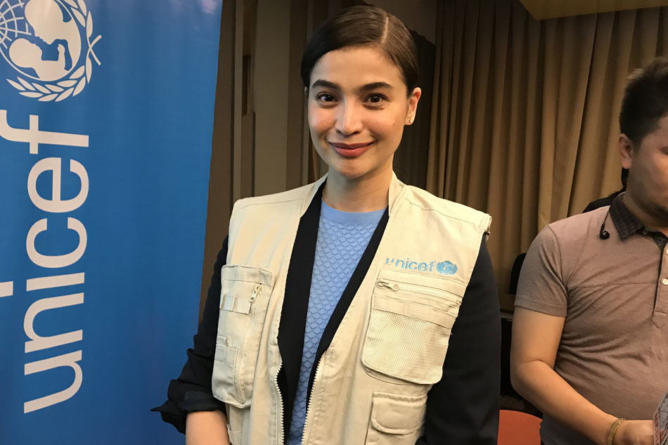 Anne Curtis wants immunization prioritized vs measles outbreak
