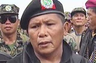 MILF taps renegade commander to join new Bangsamoro government