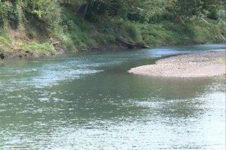 Magkapatid na bata nalunod sa Dapitan River