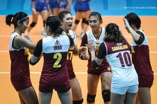Perpetual Help targets NCAA volleyball treble