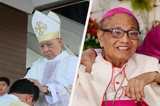 CBCP announces death of 2 senior bishops