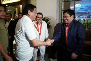 Palace defends Duterte endorsement of plunder-accused Jinggoy
