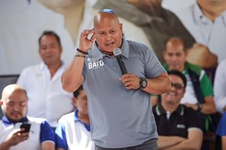 'Bato' admits not having much political experience, offers 'clean heart'