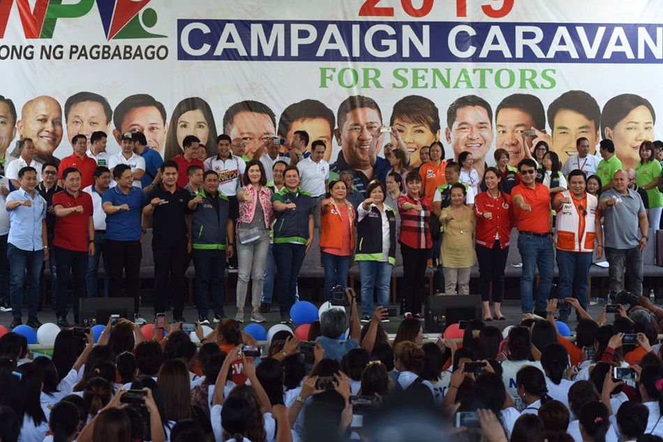 Sara's 'Hugpong' endorses 13 senatorial bets for 12 seats