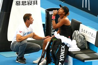 Tennis: Osaka in shock split with tennis coach