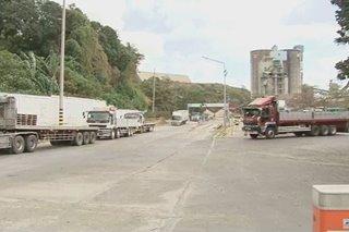 Pabrika ng sementong inireklamo sa Batangas tigil-operasyon