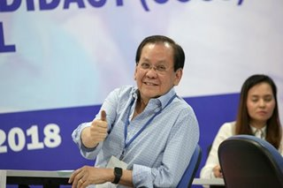At 75, Osmeña says health can brave campaign but kitty is scant