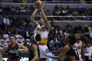 PBA: Rain or Shine pushes bid for twice-to-beat vs Magnolia