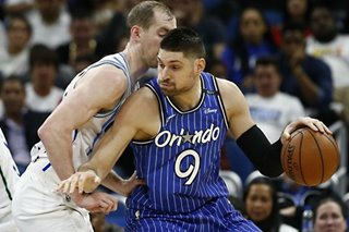 NBA: Magic roll past Hornets for 5th straight win