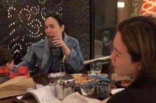 LOOK: Gretchen, Claudine bonding over dinner