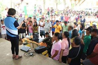 Higit 200 miyembro umano ng NPA, sumuko sa Surigao del Norte