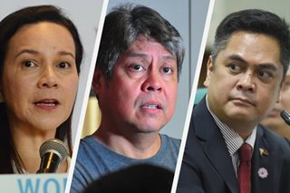 Poe, Pangilinan question Palace info drive in Europe