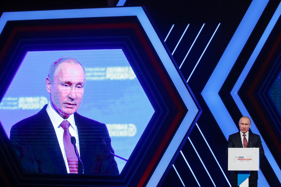 Putin Threatens To Target U.S. And Countries Stationing American Missiles