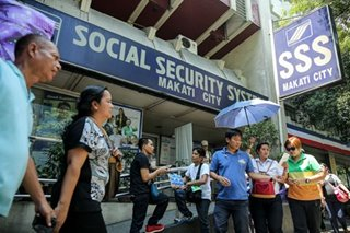 SSS chief clarifies 'billions' in uncollected premiums