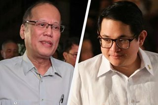 Bam says cousin Noy 'responsible' for Dengvaxia program but issue 'politicized'