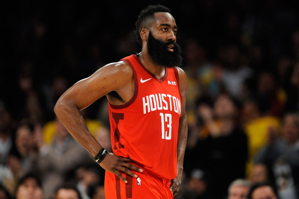 Harden fined $25K for public criticism of the officiating