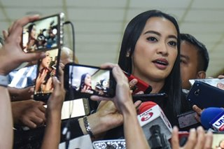 While in Cebu, Duterte champions Mocha Uson's Congress bid