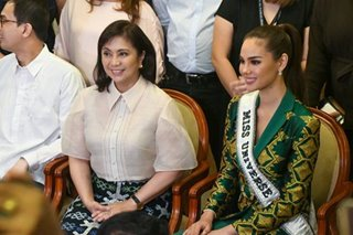 'You presented the best of the Filipino,' VP Leni tells Catriona Gray