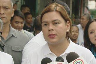 'Parang palengke-style': Sara Duterte blasts Plaza Miranda debate challenge