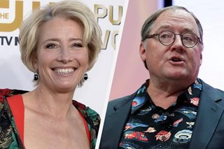 Emma Thompson refuses to work with ex-Disney animation chief over harassment accusations