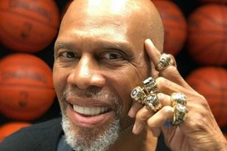 NBA: Abdul-Jabbar auction brings in almost $3M