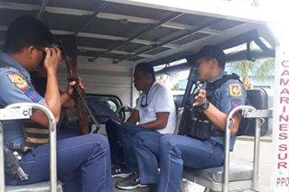 Konsehal nahulihan ng 'shabu' sa CamSur, suspek giit na planted ang droga