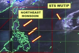 Wutip to weaken before entering Philippines