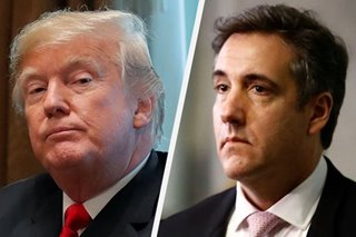 Trump on Cohen's testimony: 'He lied' and 'no collusion'