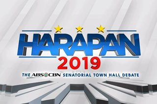 19 senatorial bets, 2 debates on Harapan 2019's last Sunday