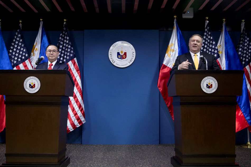 U.S. Secretary of State to meet Duterte Thursday