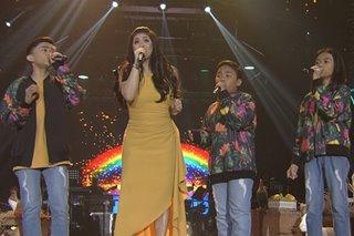 WATCH: TNT Boys collaborate with Regine Velasquez