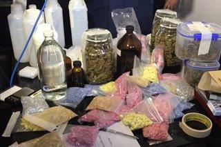 P14 milyon halaga ng droga nasamsam sa condo sa QC