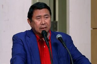Recall of Tulfo's security detail unrelated to bro's tirade vs DSWD chief: AFP