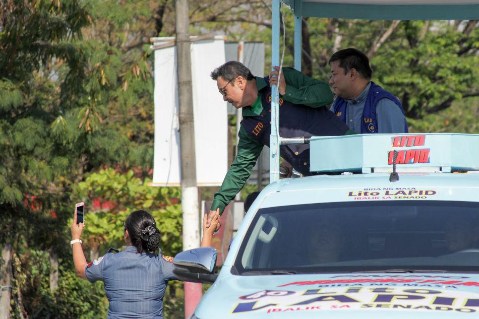 From 'Pamparami' to 'Pinuno': Hit TV series stokes shrieks in Lapid campaign 2