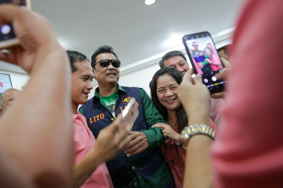 From 'Pamparami' to 'Pinuno': Hit TV series stokes shrieks in Lapid campaign 4