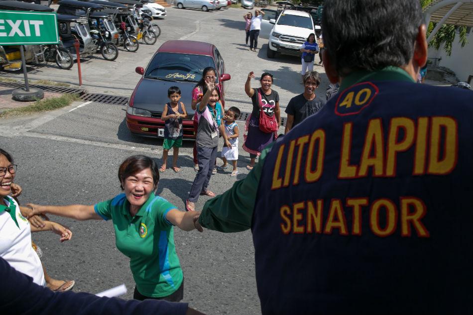 From 'Pamparami' to 'Pinuno': Hit TV series stokes shrieks in Lapid campaign 6