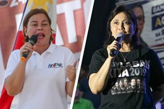 Sara Duterte blasts Leni Robredo over 'honesty' remarks
