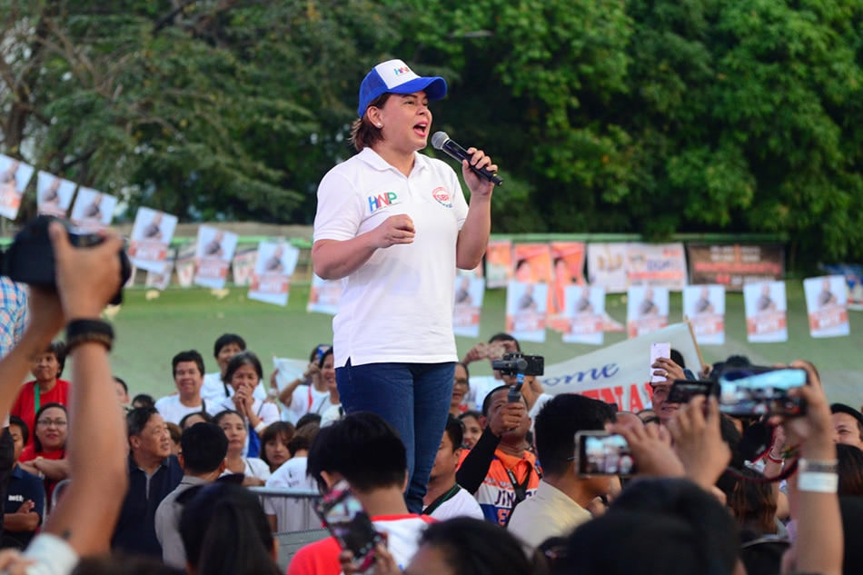 Sara Duterte says federalism could worsen areas with political dynasties