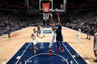 NBA: Gibson helps Wolves down Knicks without Towns