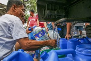 Water supply at distribution ng tubig, posibleng ibalik sa gobyerno