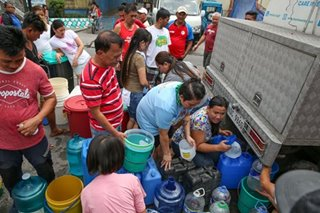 'Metro Manila water crisis may worsen due to climate change'