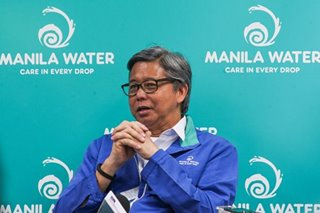 'Until the rains come': Manila Water unsure on restoration of water supply