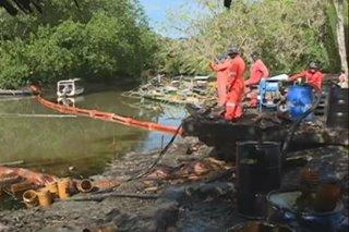 Oil spill sa Davao del Norte, ikinababahala ng mga residente