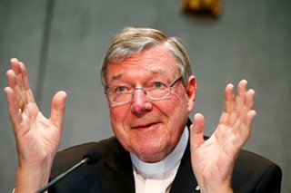 Former Vatican treasurer Pell jailed for 6 years for sexually abusing choir boys