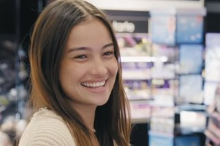 WATCH: Kelsey Merritt in Elle's makeup shopping challenge