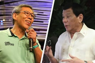 Diokno says used to tirades, hopes Duterte would focus on COVID-19 crisis
